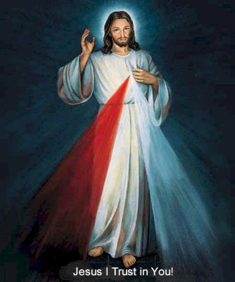 Divine Mercy Portrait