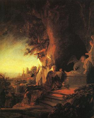 Rembrandt_resurrection